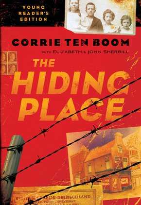 The Hiding Place Young Reader S Edition Baker