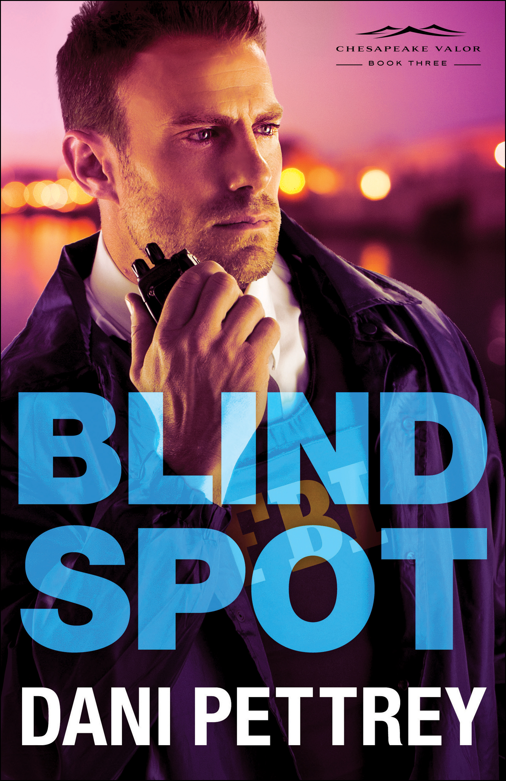 Book review of Blind Spot by Dani Pettrey (Bethany House) by papertapepins