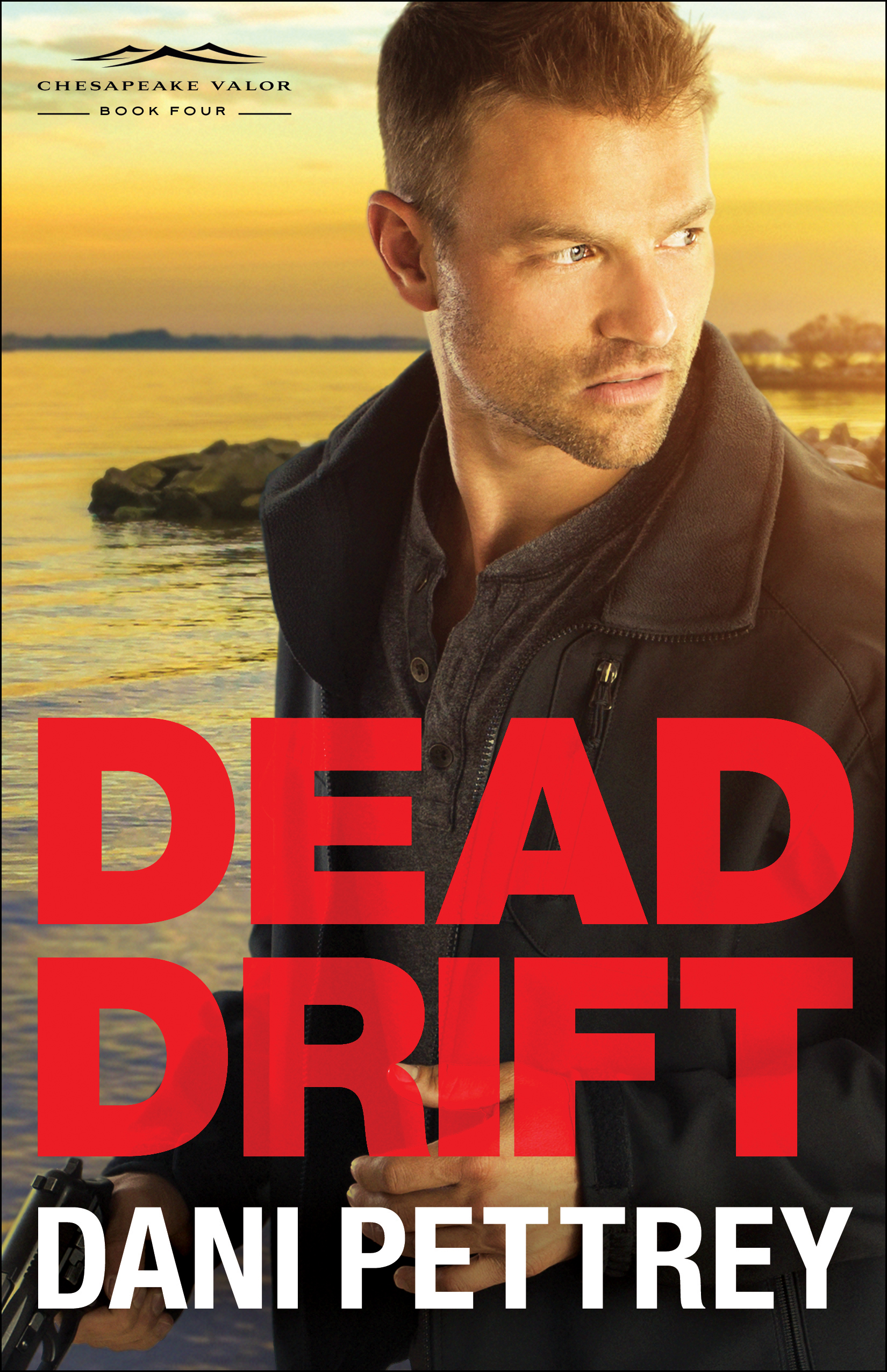 Book review of Dead Drift by Dani Pettrey (Bethany House) by papertapepins