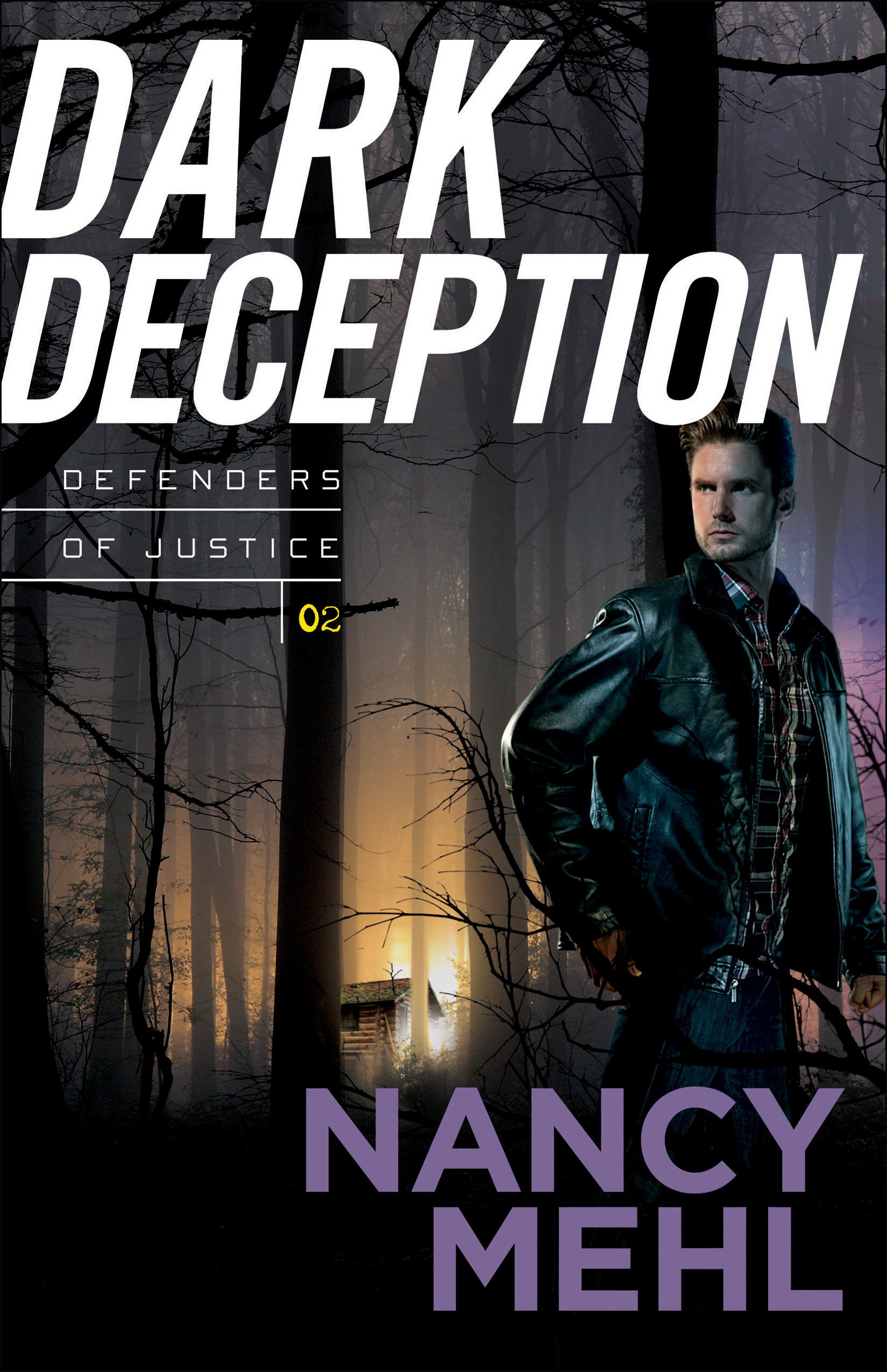 Book review of Dark Deception by Nancy Mehl (Bethany House) by papertapepins