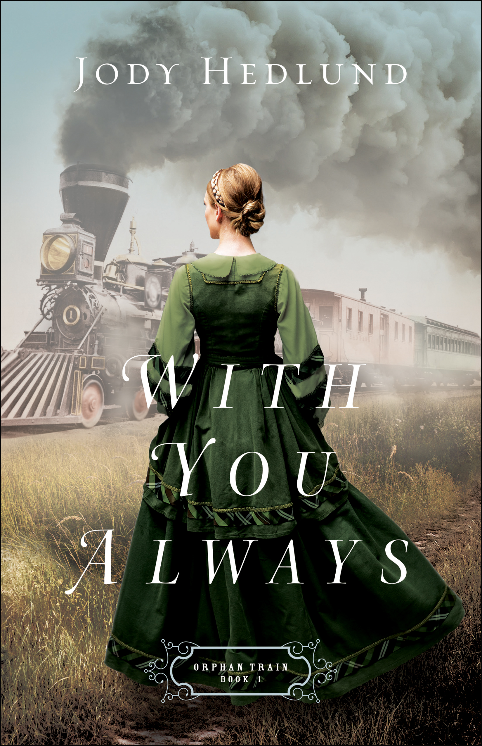 Book review of With You Always by Jody Hedlund (Bethany House) by papertapepins