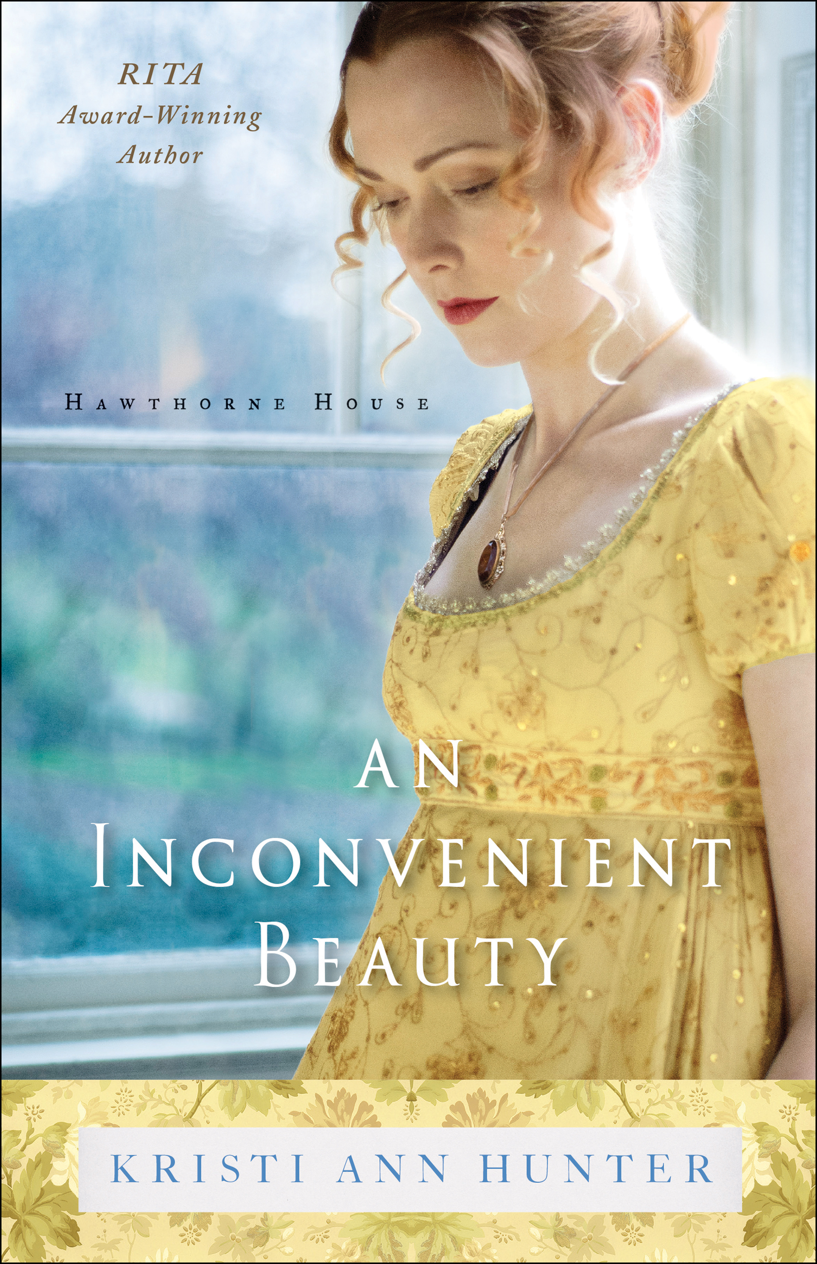 Book review of An Inconvenient Beauty by Kristi Ann Hunter (Bethany House) by papertapepins