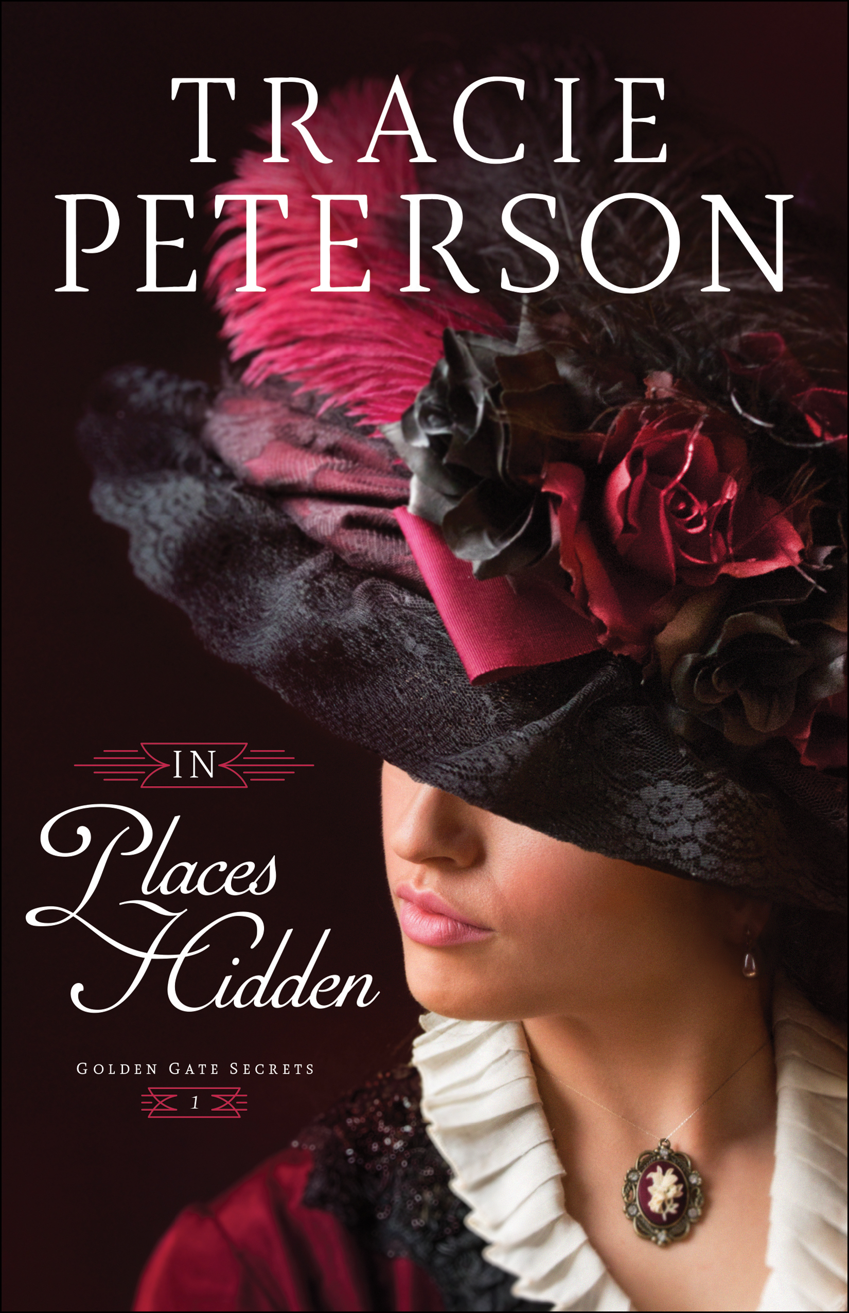 Book review of In Places Hidden by Tracie Peterson (Bethany House) by papertapepins