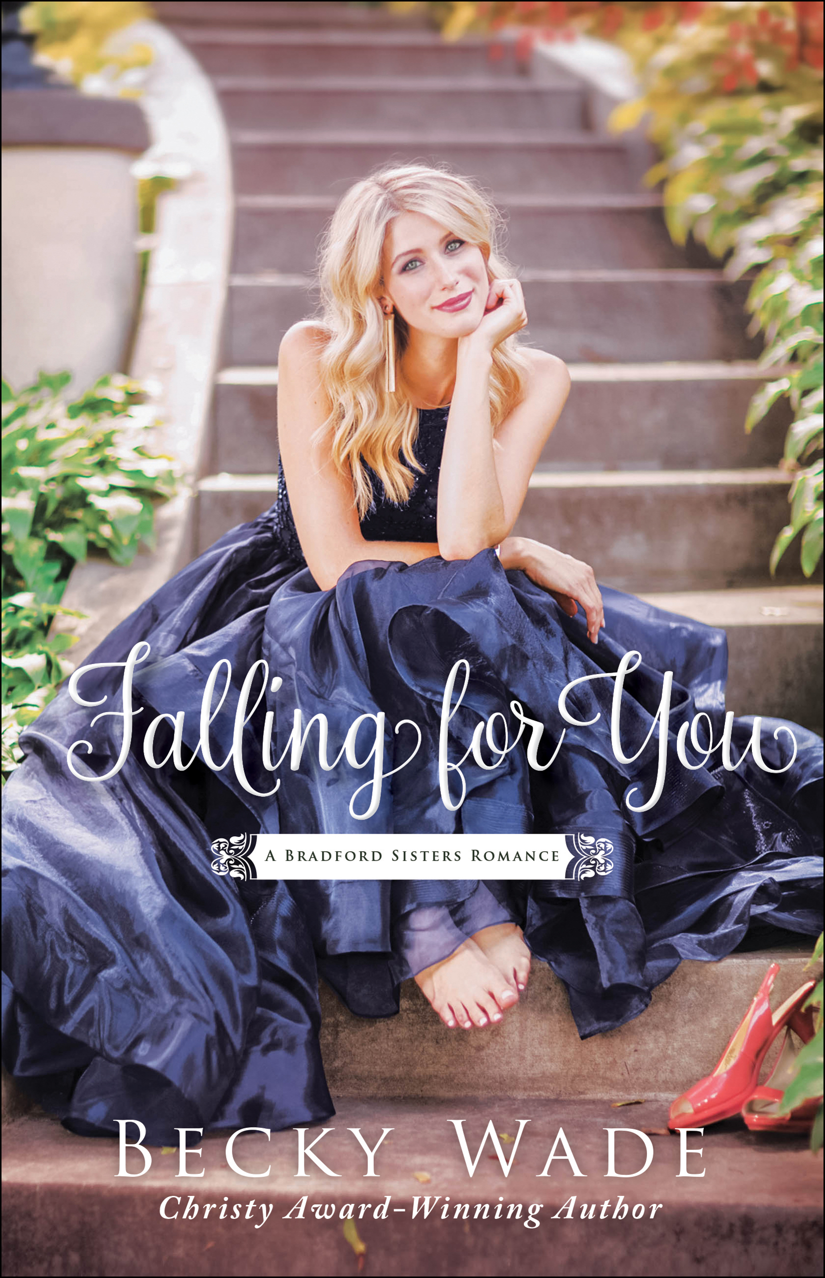 Book review of Falling For You by Becky Wade (Bethany House) by papertapepins