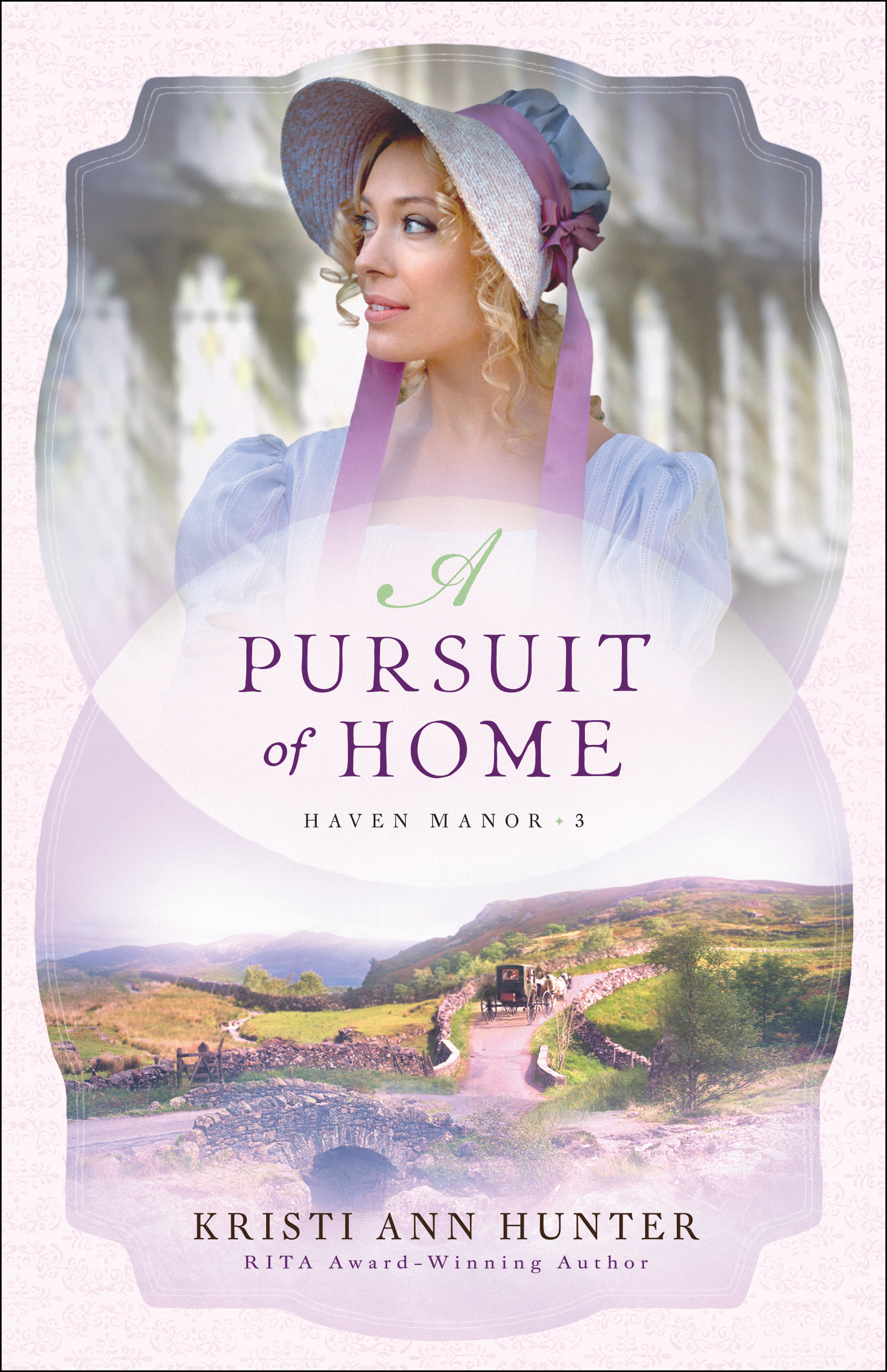 Book review of A Pursuit Of Home by Kristi Ann Hunter (Bethany House) by papertapepins