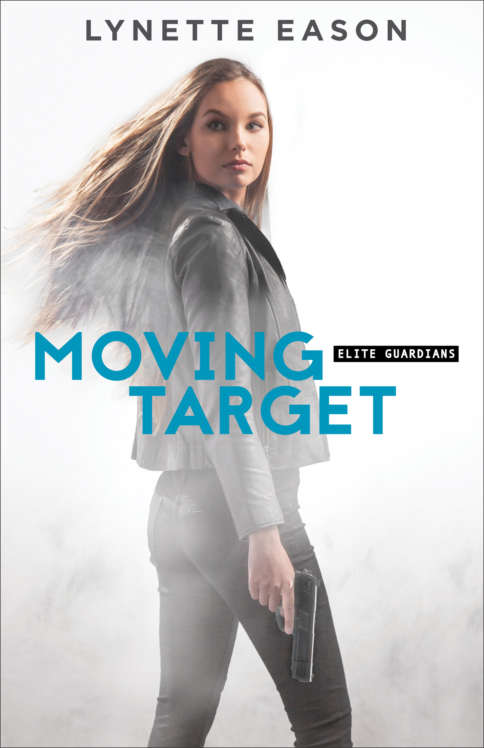 Book review of Moving Target by Lynette Eason (Revell) by papertapepins