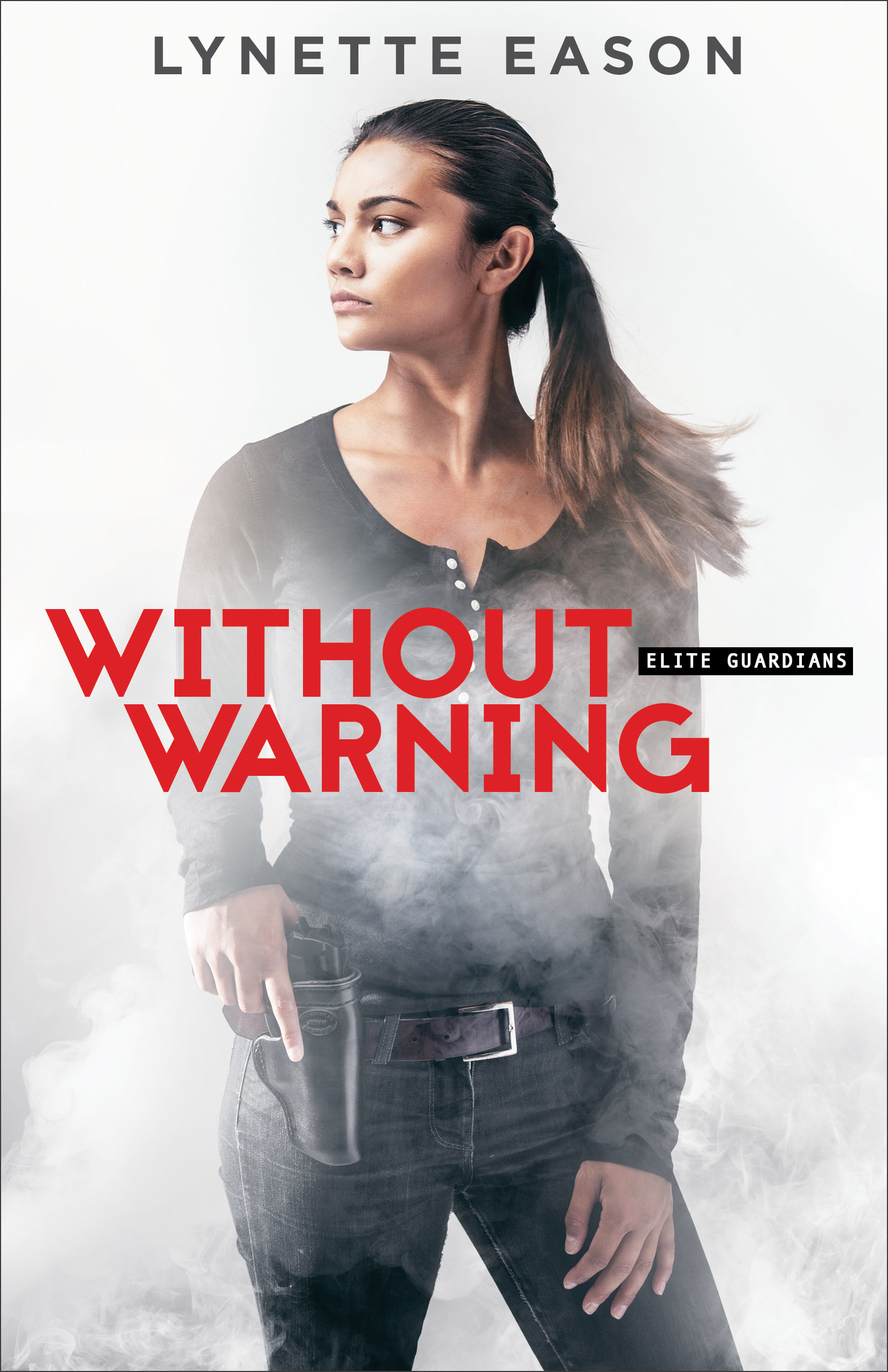 Book review of Without Warning by Lynette Eason (Revell) by papertapepins
