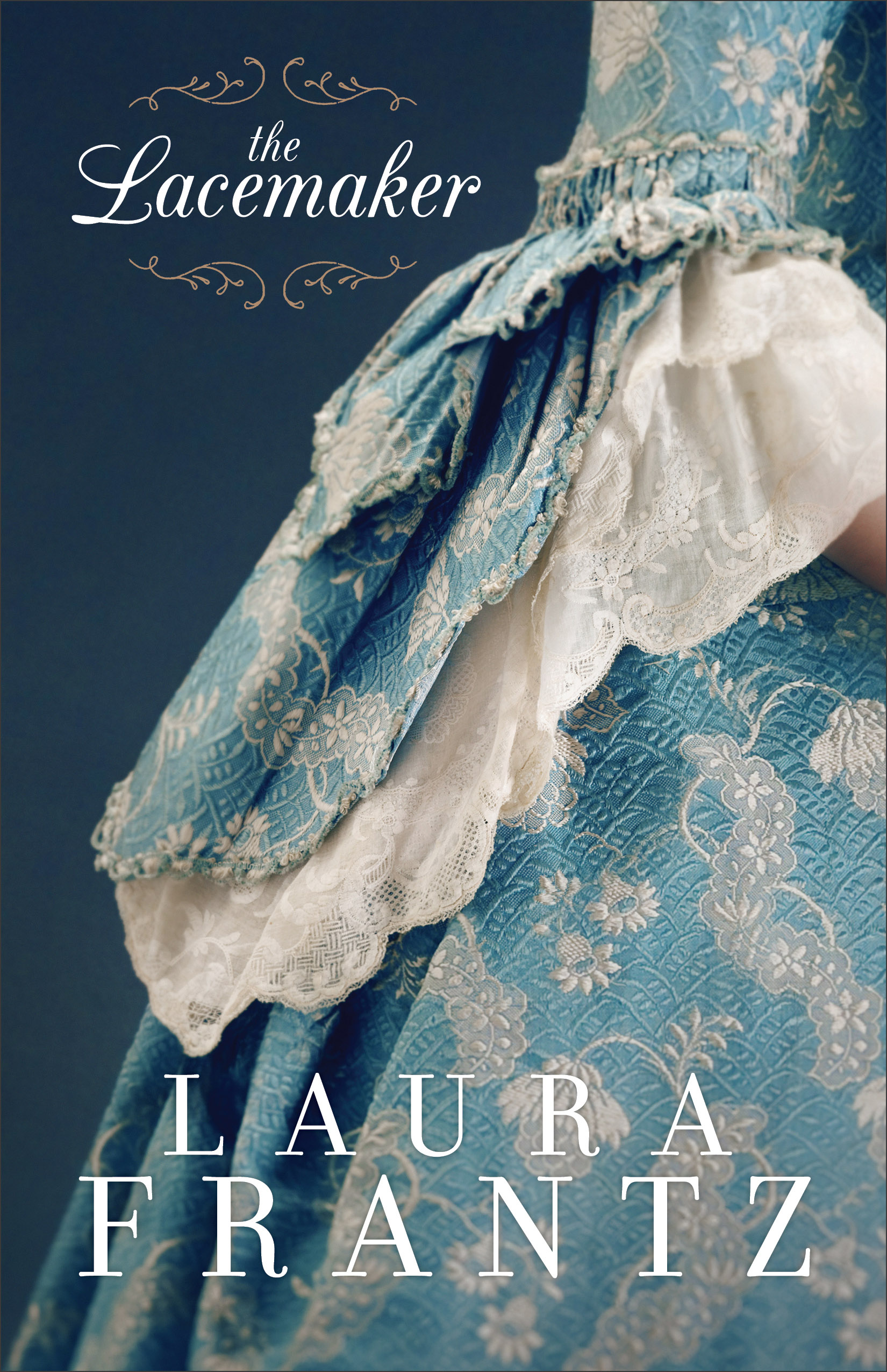Book review of The Lacemaker by Laura Frantz (Revell) by papertapepins