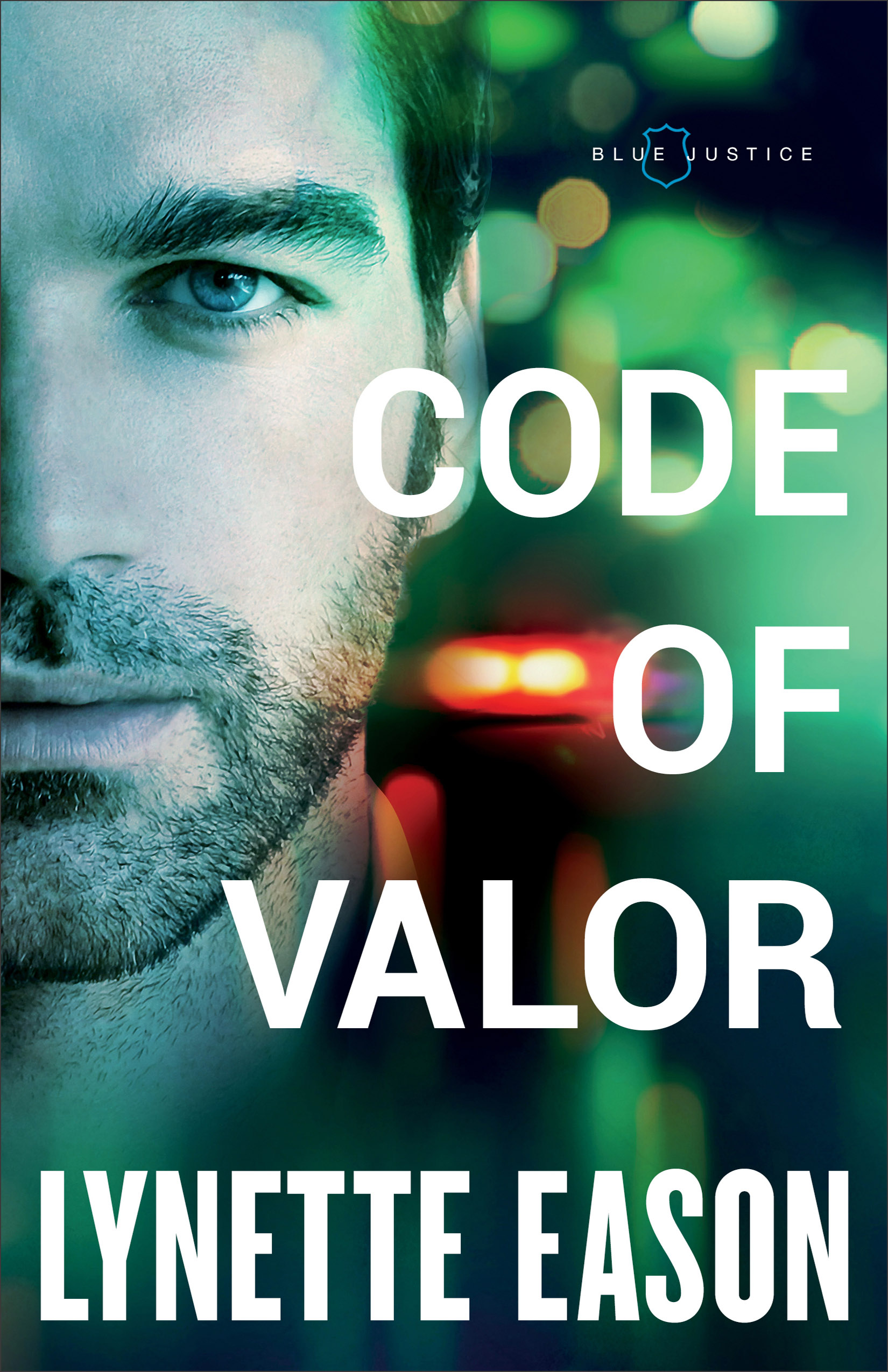 Book review of Code of Valor by Lynette Eason (Revell) by papertapepins