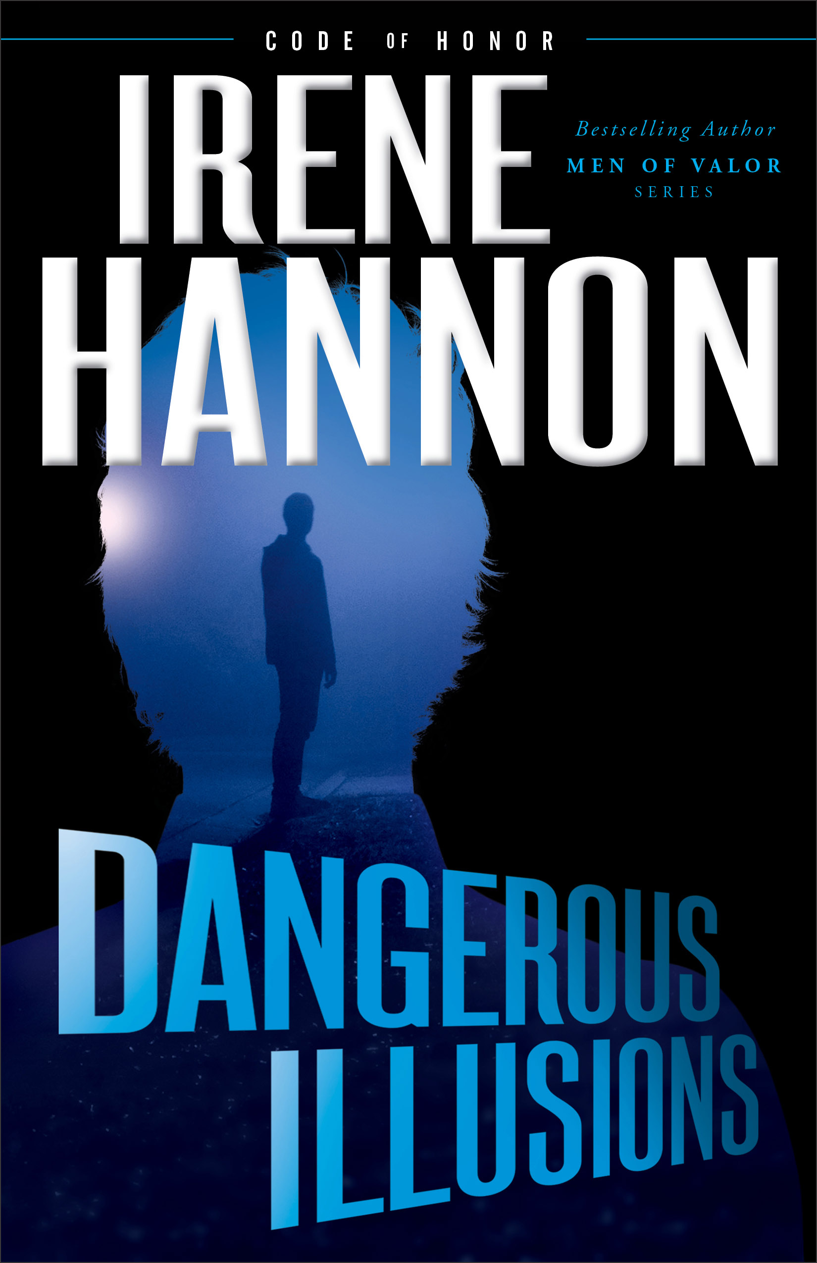 Book review of Dangerous Illusions by Irene Hannon (Revell) by papertapepins