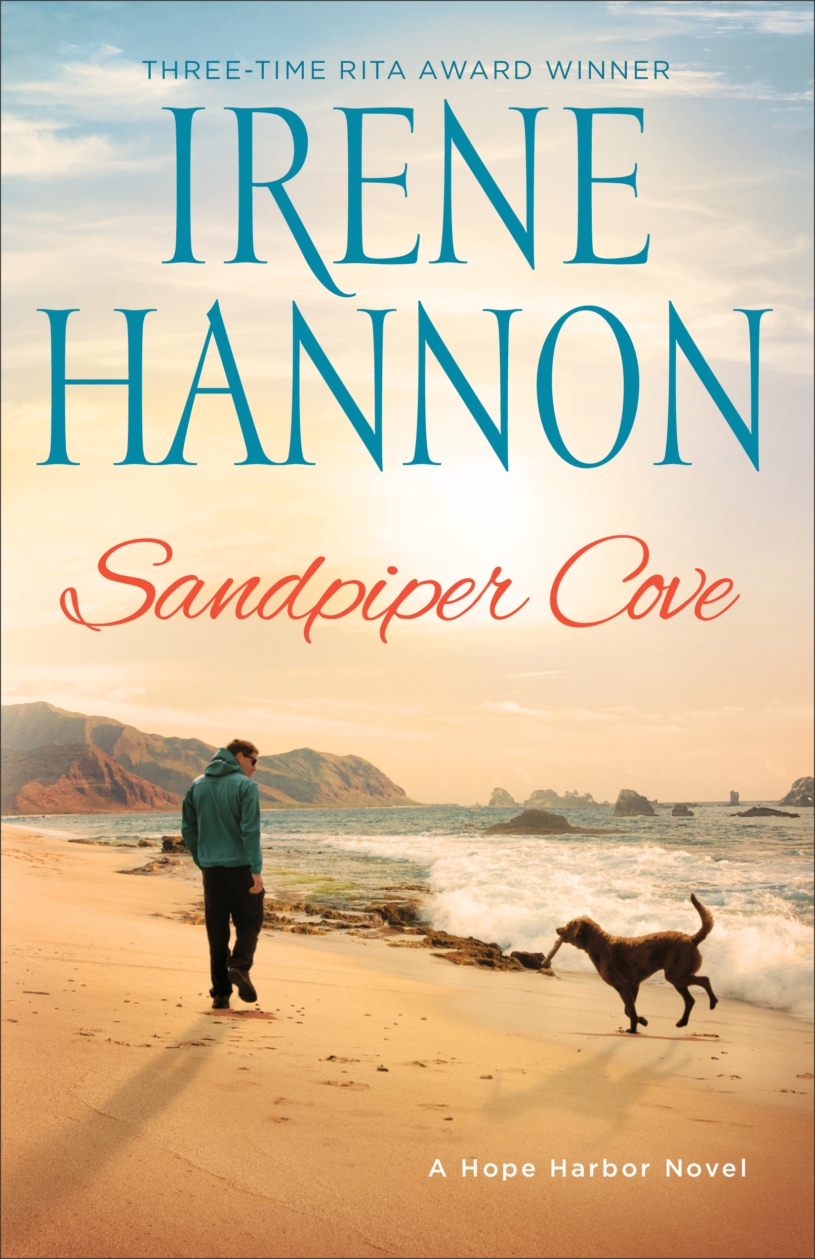 book review of Sandpiper Cove by Irene Hannon.