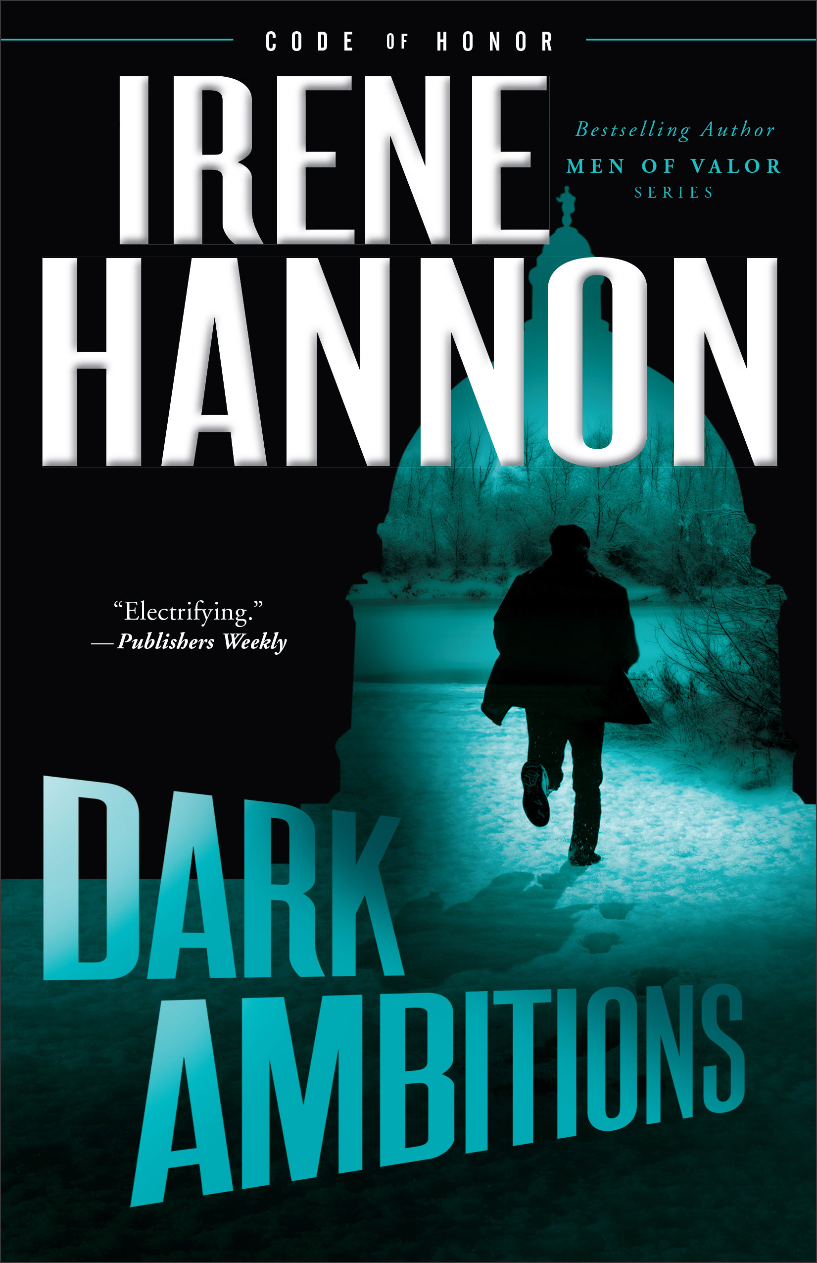 Book review of Dark Ambitions by Irene Hannon (Revell) by papertapepins