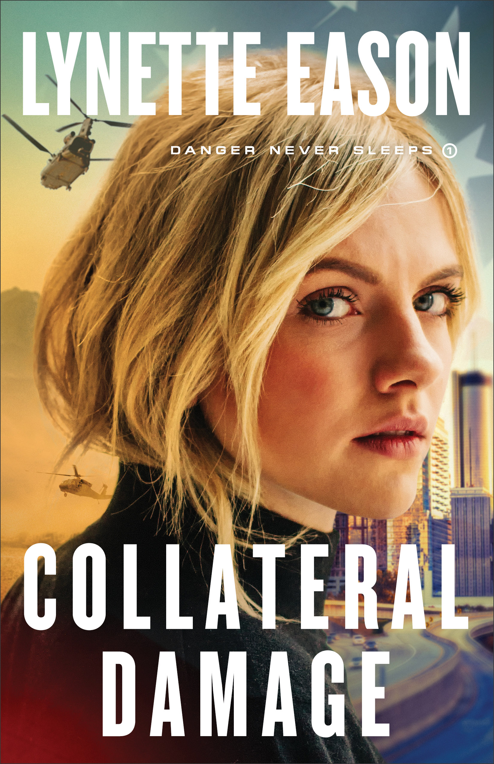 Book review of Collateral Damage by Lynette Eason (Revell) by papertapepins