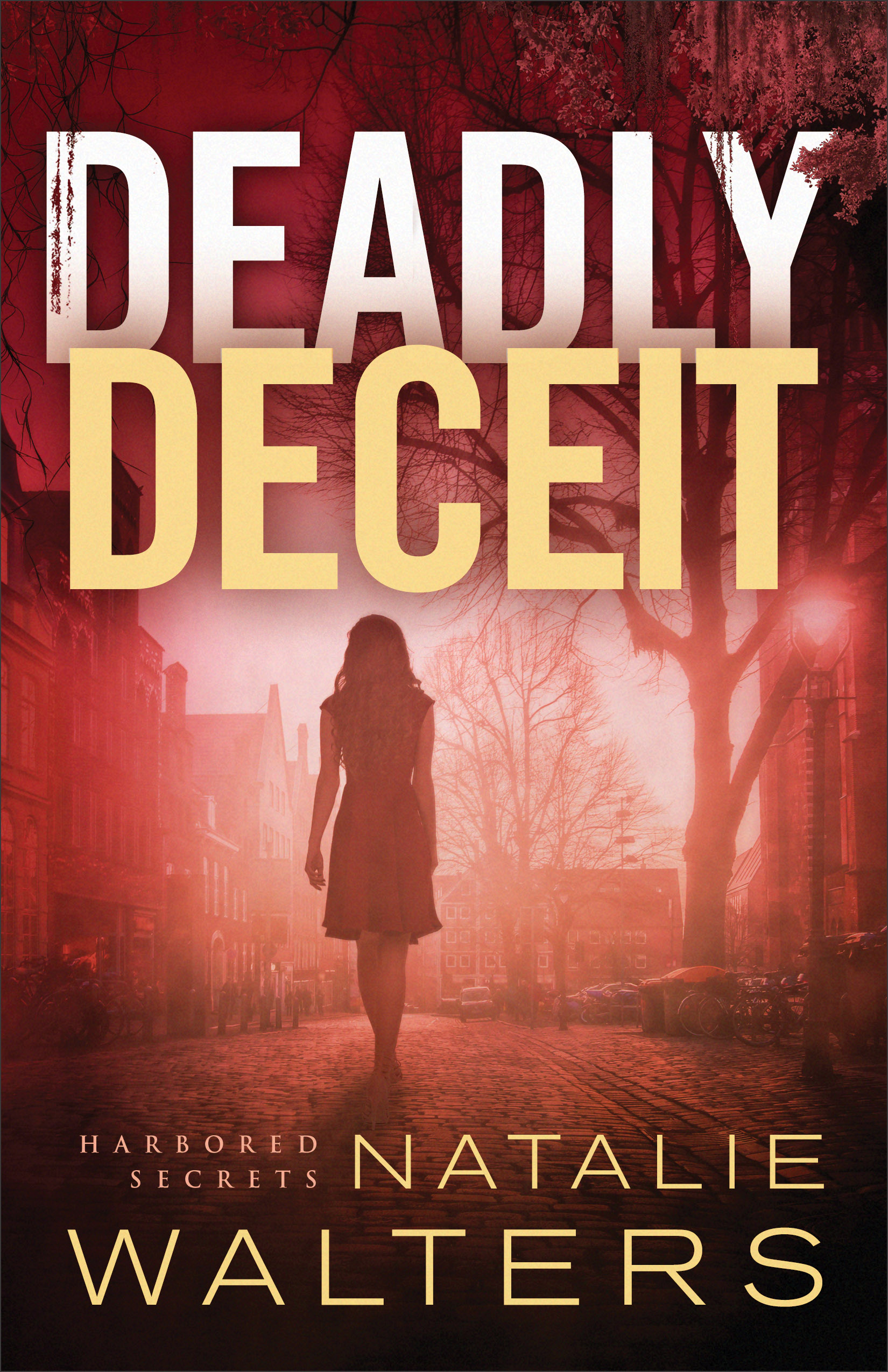 Book review of Deadly Deceit by Natalie Walters (Revell) by papertapepins