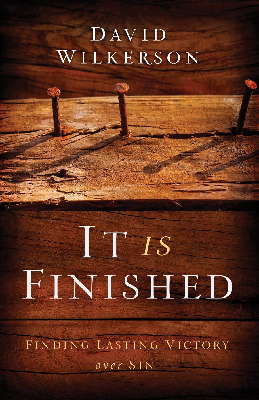 It Is Finished Baker Publishing Group