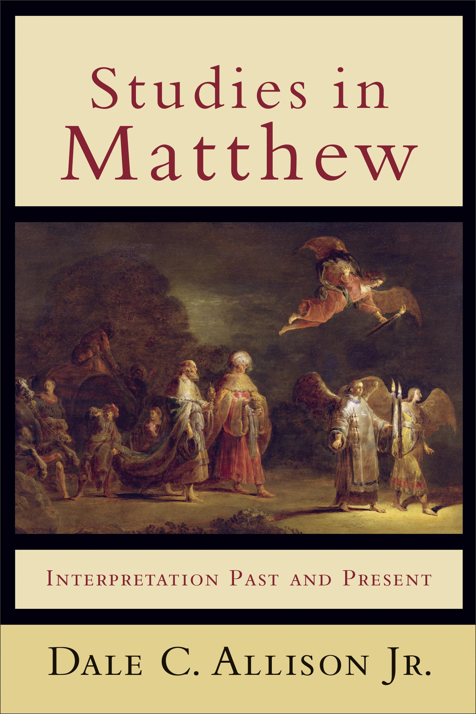 matthews sermon on the mount essay