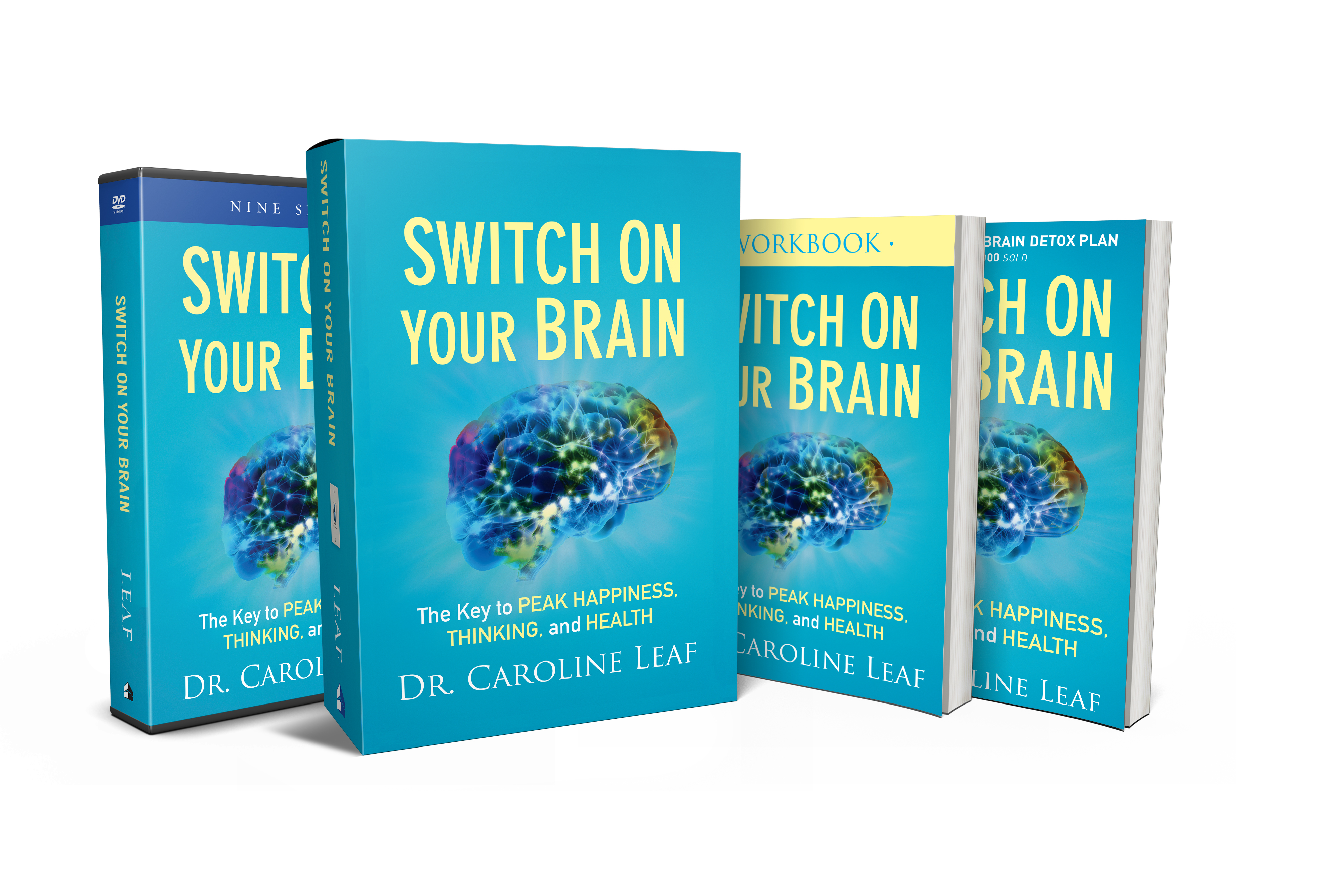 Switch On Your Brain Curriculum Kit | Baker Publishing Group
