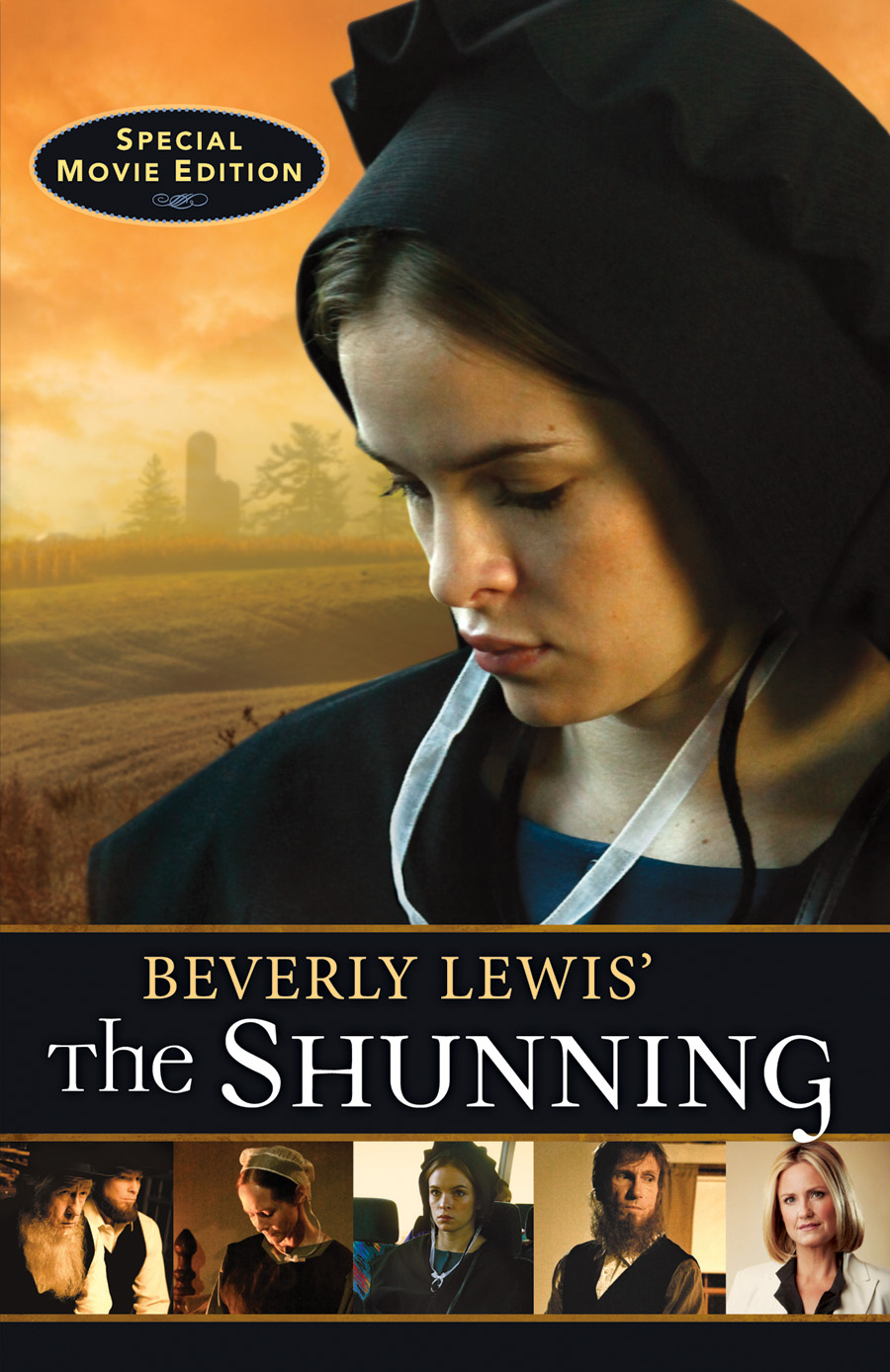 Beverly Lewis The Shunning Movie Edition Baker