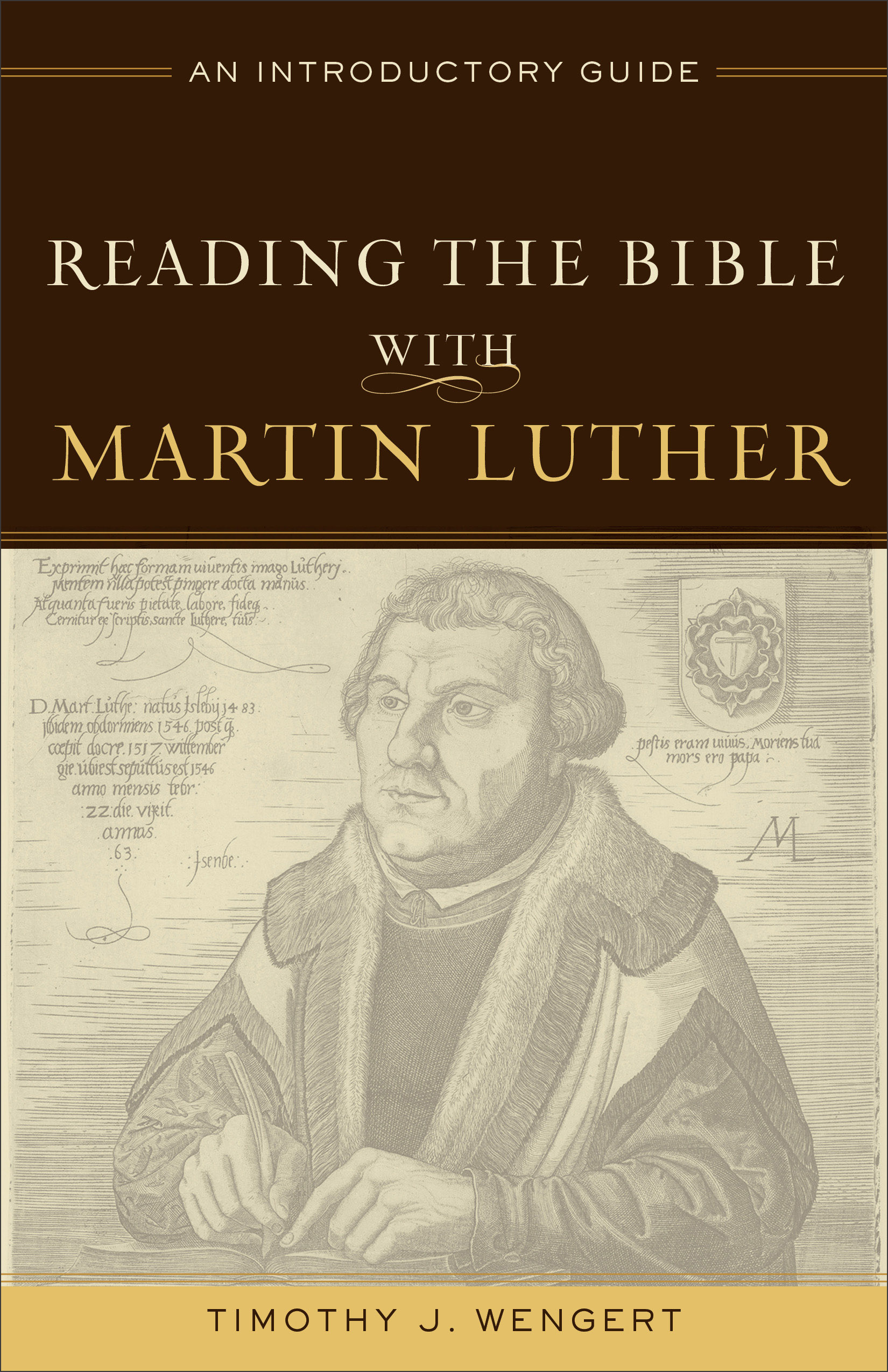 reading the bible with martin luther baker publishing group