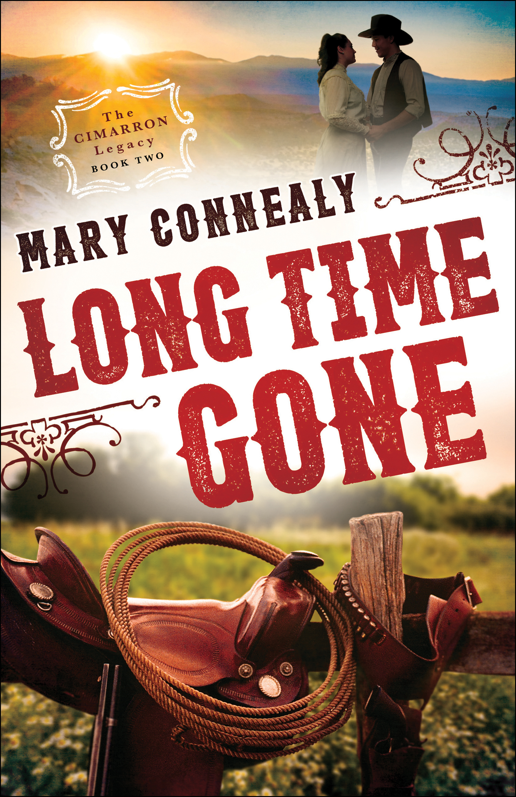 Book review of Long Time Gone by Mary Connealy (Bethany House) by papertapepins