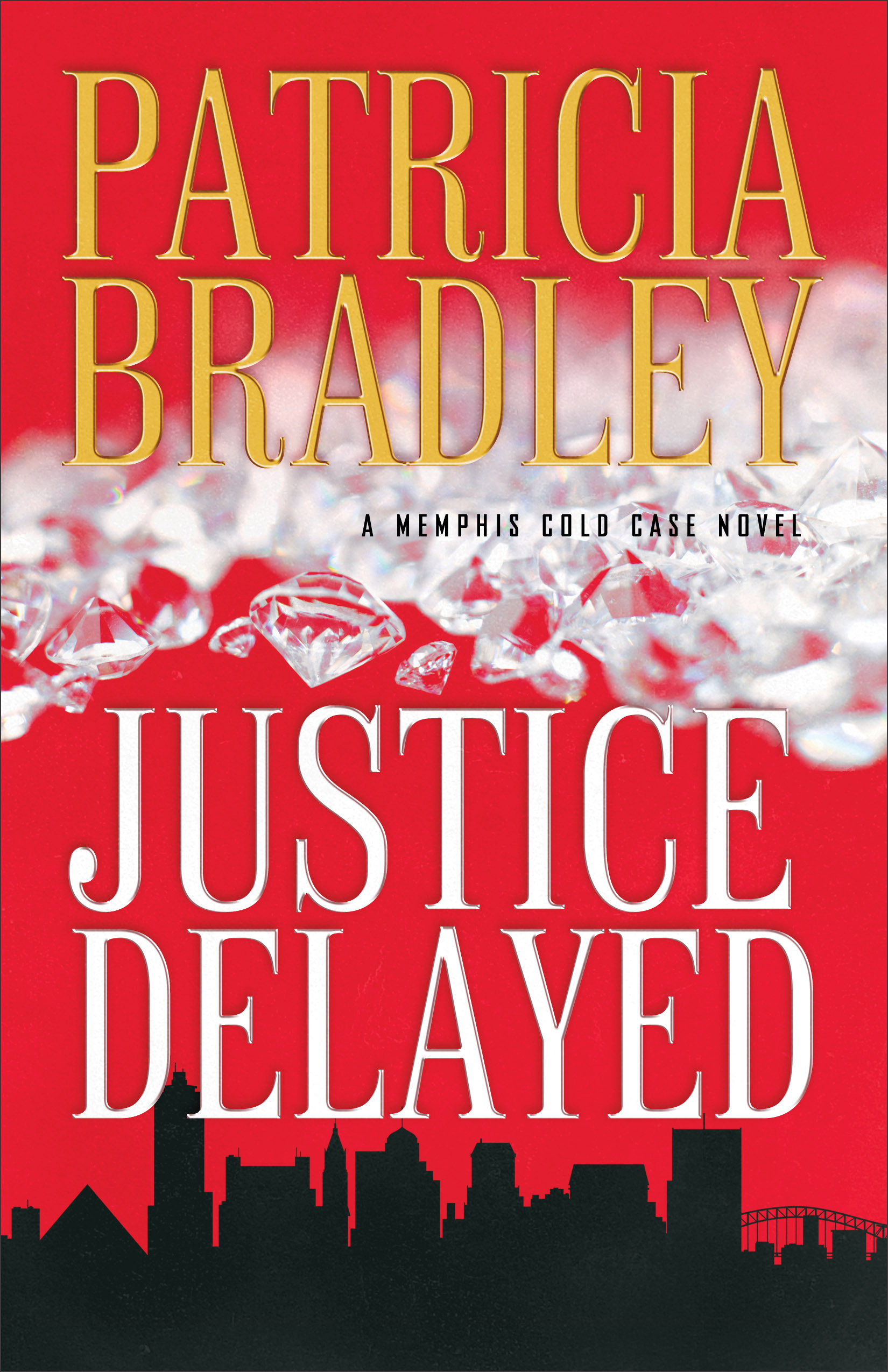 Book review of Justice Delayed by Patricia Bradley (Revell) by papertapepins
