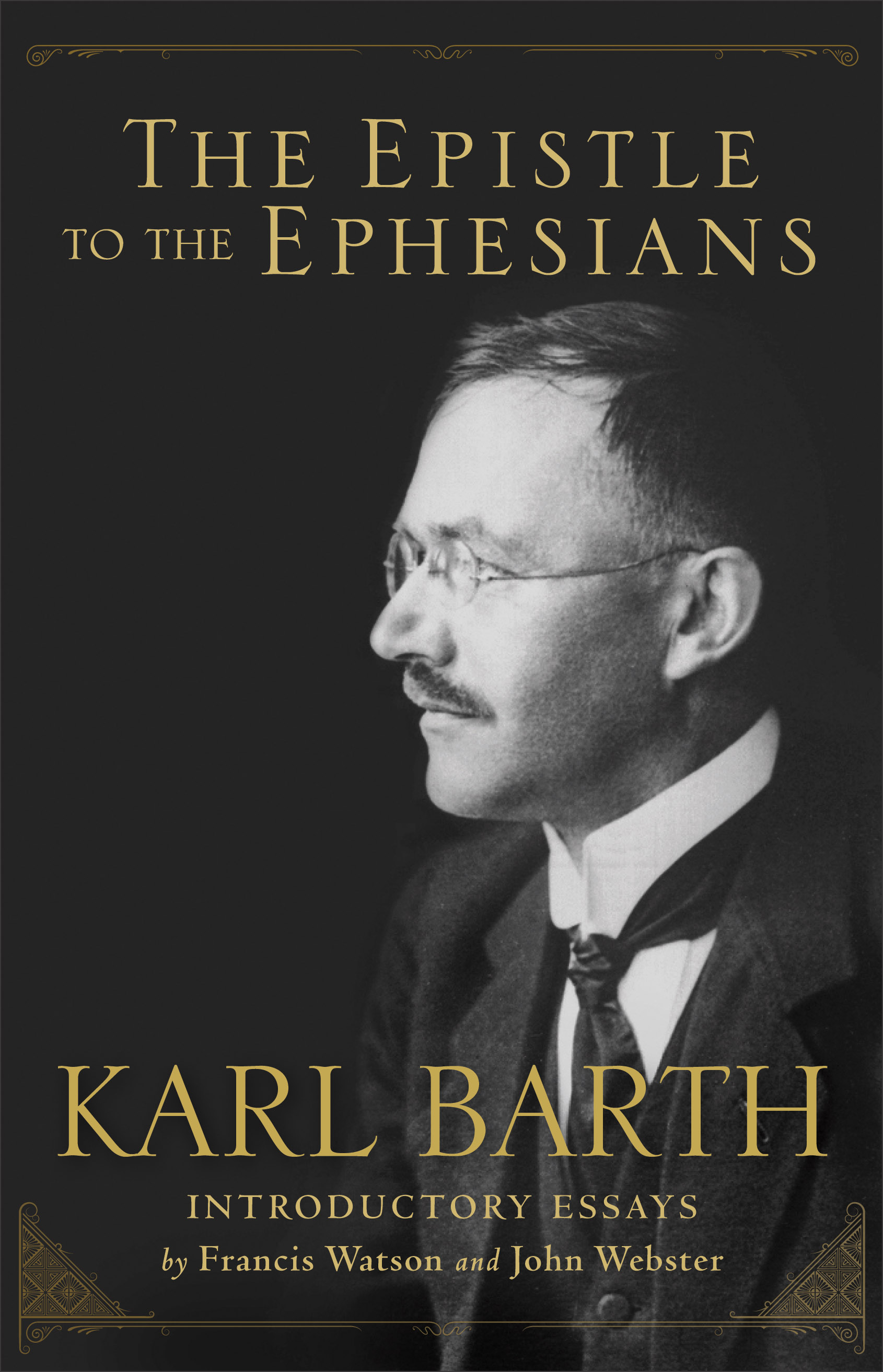 Karl barth epistle to the romans