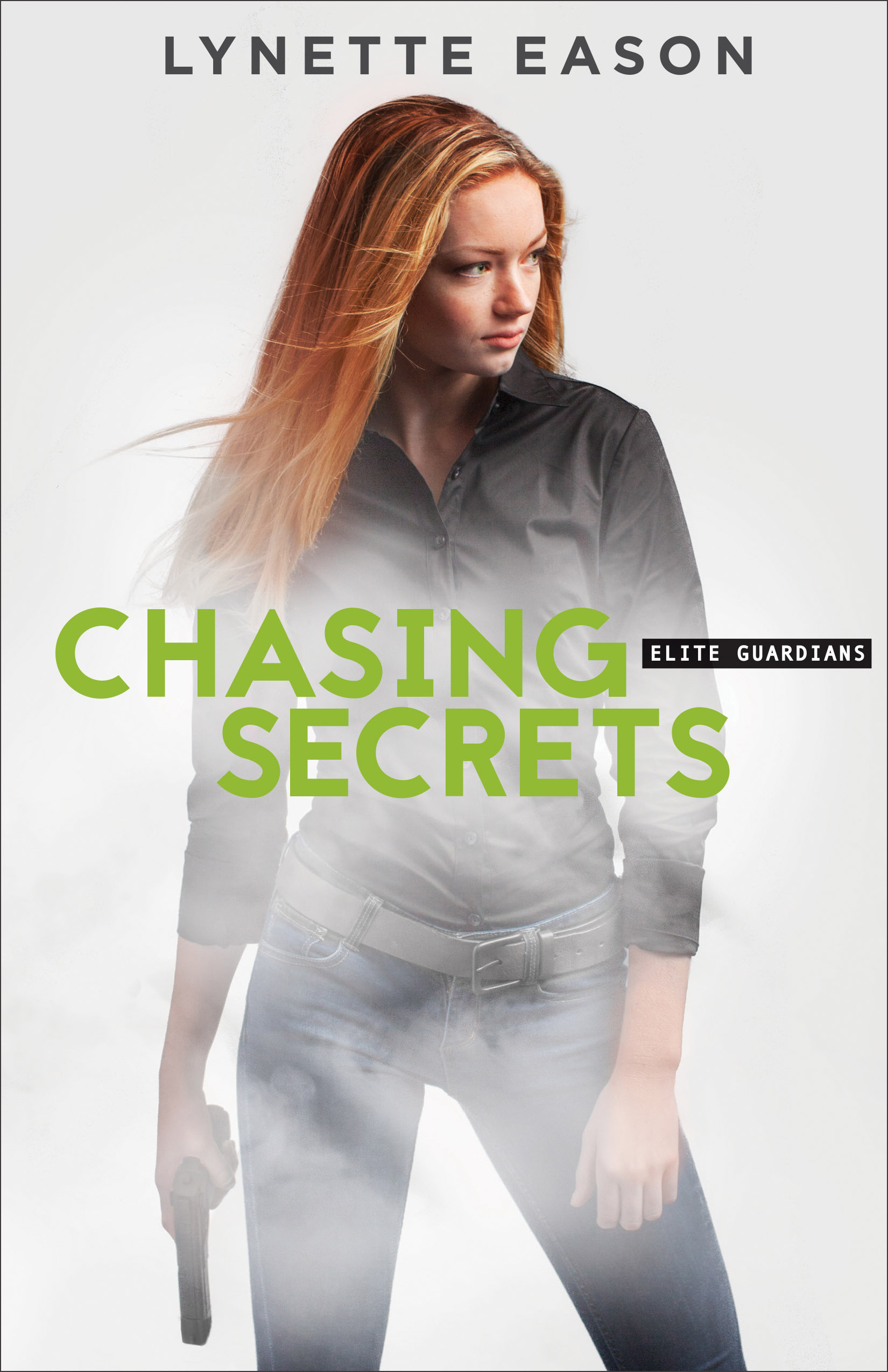 Book review of Chasing Secrets by Lynette Eason (Revell) by papertapepins.
