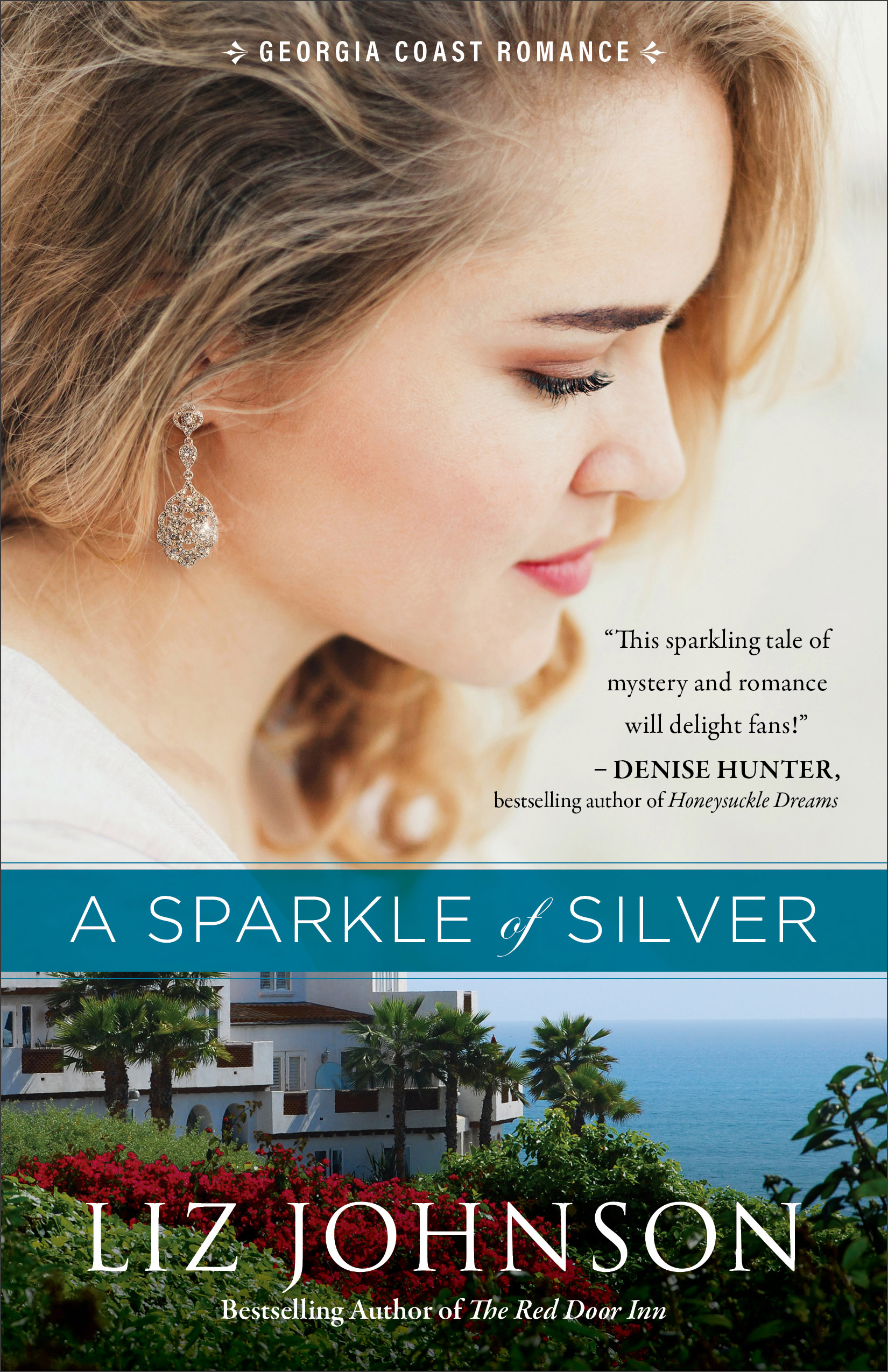 Book review of A Sparkle of Silver by Liz Johnson (Revell) by papertapepins