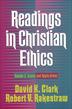 Readings in Christian Ethics, Volume 2