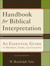 Handbook for Biblical Interpretation, 2nd Edition
