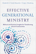 Effective Generational Ministry