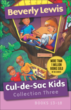 Cul-de-Sac Kids Collection Three