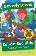 Cul De Sac Kids Collection Four