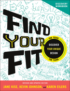 Find Your Fit Discovery Workbook, Revised and Updated Edition