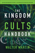 The Kingdom of the Cults Handbook