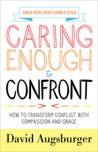 Caring Enough to Confront, Repackaged Edition