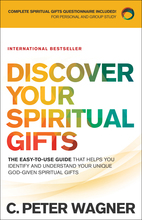 Discover Your Spiritual Gifts, Repackaged Edition
