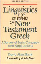 Linguistics for Students of New Testament Greek, 2nd Edition
