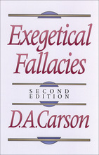 Exegetical Fallacies, 2nd Edition