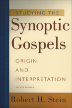 Studying the Synoptic Gospels, 2nd Edition