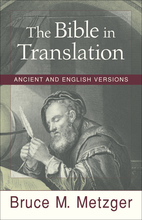 The Bible in Translation