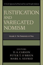 Justification and Variegated Nomism, Volume 2