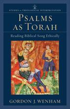 Psalms as Torah