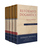 Reformed Dogmatics, 4 Volumes