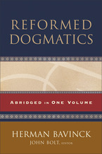 Reformed Dogmatics, Abridged Edition
