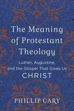 The Meaning of Protestant Theology