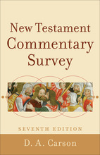 New Testament Commentary Survey, 7th Edition