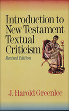 Introduction to New Testament Textual Criticism, Revised Edition