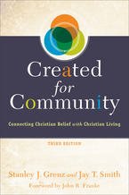 Created for Community, 3rd Edition