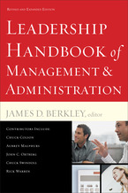 Leadership Handbook of Management and Administration, Revised and Expanded Edition